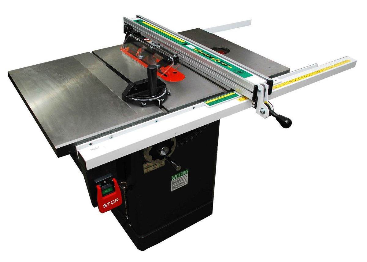 Toolmate Table Saw 10 Quot Cabinet C W Router Insert Wing