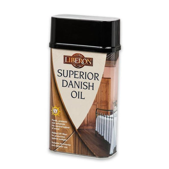 Liberon Danish Oil 500ml
