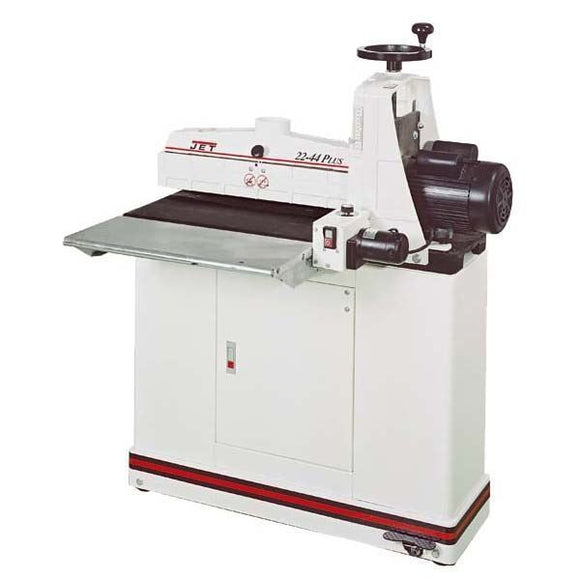 JET 22-44 PLUS DRUM SANDER - Excludes Stand