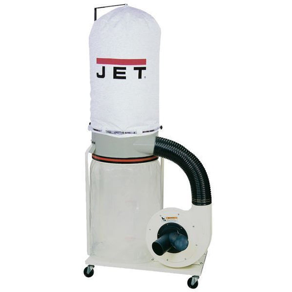 Jet Dust and Chip Collector, DC-1100A