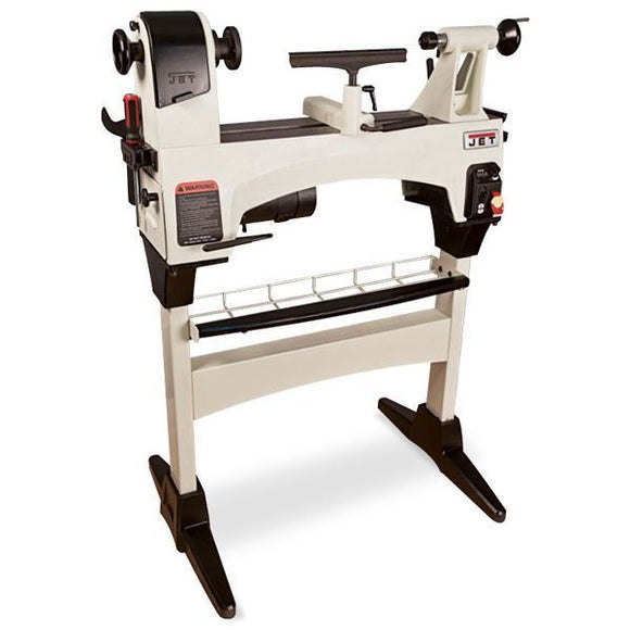 Jet Wood Lathe JWL-1221 Excl Stand (Online Only)