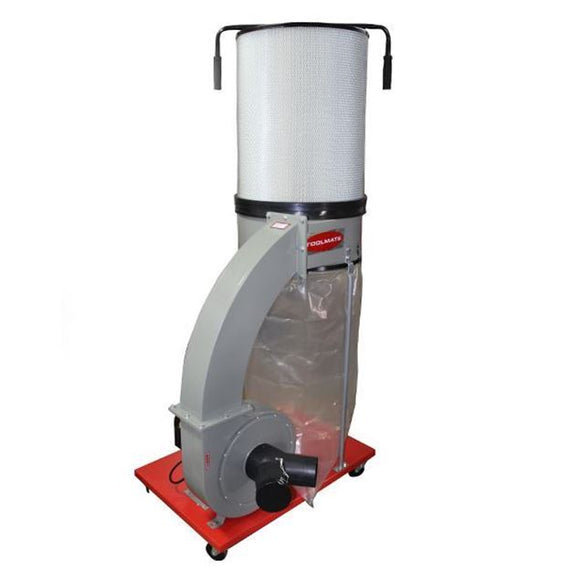 Toolmate 2HP Dust Collector With 24