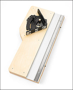 Veritas Shooting Board, Right Hand, c/w Adjustable Fence