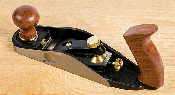 Veritas Smoothing Plane, Low Angle, Small c/w PM-V11 Blade