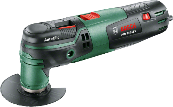 Bosch PMF 250 CES Multifunction Tool
