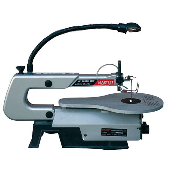 Martlet Scroll Saw SSA16L