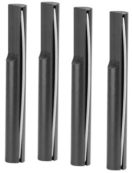Sjobergs Accessory,  Bench Dogs, Elite, Steel, 4 Pack