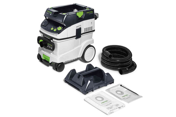 Festool Mobile Dust Extractor CTL 36 E AC-Planex Cleantec