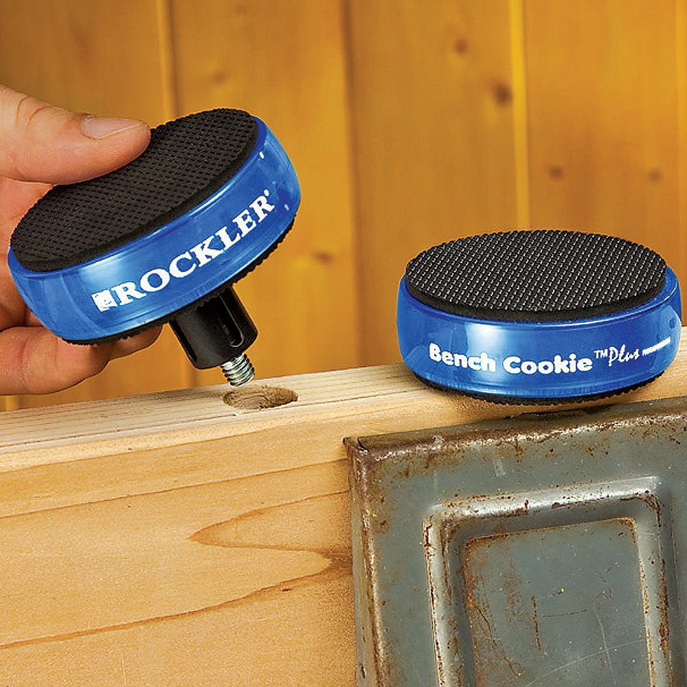 Outstanding Rockler Bench Cookie Plus Work Grippers 4 Pack Bpm Toolcraft Caraccident5 Cool Chair Designs And Ideas Caraccident5Info