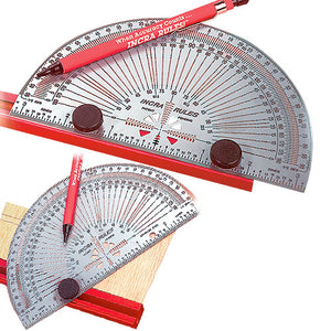"INCRA Precision Speciality Marking Protractor 6"" - 150mm Metric"