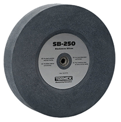 Tormek Replacement Grindstone, Blackstone Silicon, 250X50mm, SB-250