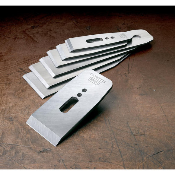 Veritas Replacement Blade, for Small Bevel-Up Smoothing Plane, 50º Bevel, PM-V11 Steel
