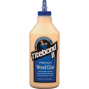 Titebond II Premium Wood Glue, 32oz (950ml)