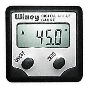 Wixey Digital Angle Gauge, WR300