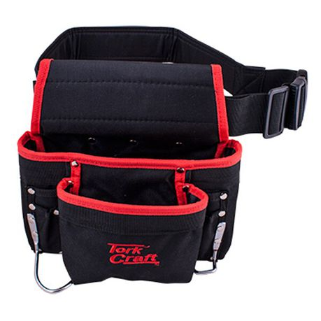 Tool Pouch 8 pockets - Tork Craft