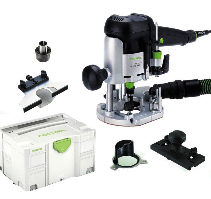 Festool Router OF 1010 EBQ-PLUS (8mm collet) | 574335
