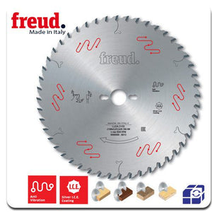 Freud Sawblade, Industrial, Ø-250MM, 40 Tooth, LU2A1700