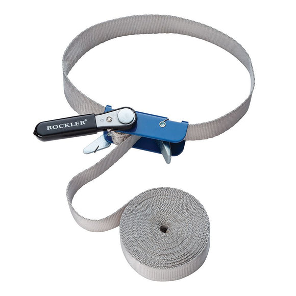 Rockler Band Clamp Ratcheting