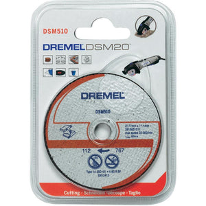 Dremel Metal Cutting Disc 3Pk - DSM510