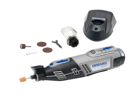Dremel 8220 (1-5) Multi-Tool - Cordless. Luminous. Max power