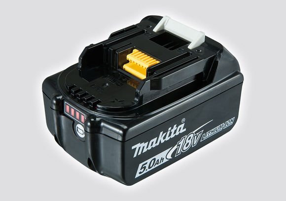 Makita BL1850B Battery, 18V, Li-Ion, 5Ah