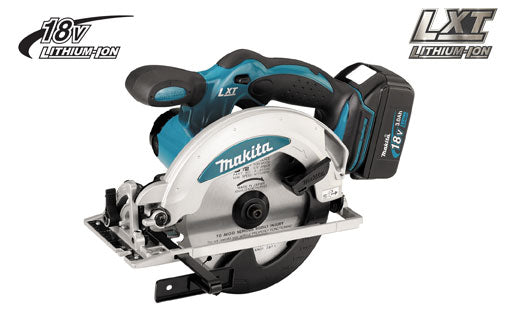 Makita Cordless Circular Saw, 18V LXT, Tool Only, c/w Carry Case DSS610ZK