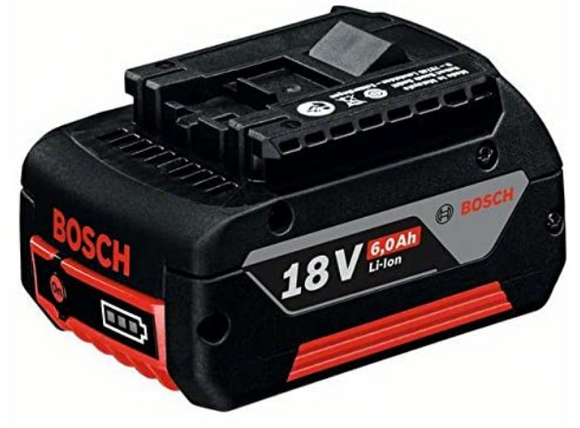 Bosch GBA 18V 6AH Li-Ion Battery