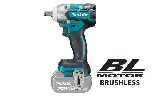Makita Impact Wrench DTW285ZK 18V Cordless Brushless Tool only