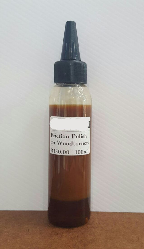 Winkswood Woodturners Friction Polish, 100ml