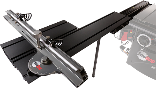Sawstop Sliding Table for Cabinet Saws