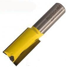 "Router Straight Bit 5/8"" X 1 1/4"" Cut 2 Flute, bottom cut KP115455 - Protech"