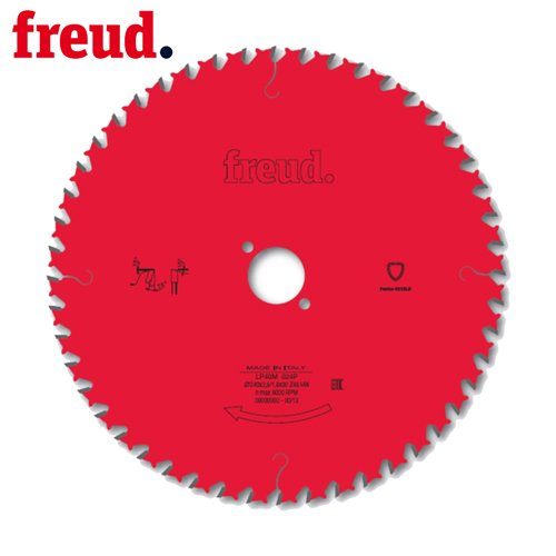 Freud Sawblade, Professional, Ø-235mm, 48 Tooth, LP40M023P