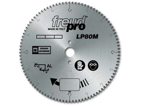Freud Sawblade, Professional, Ø-300mm, 96 Tooth, for Aluminium, LP80M003P