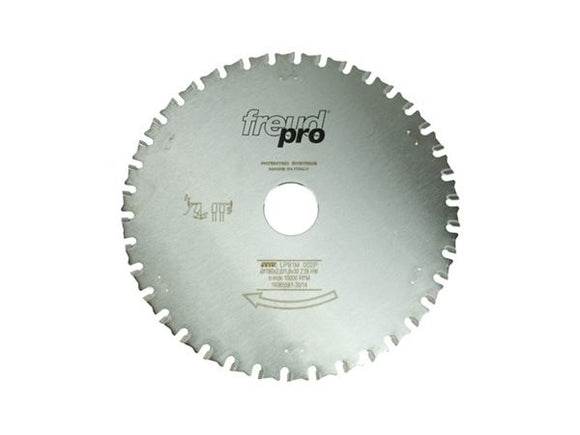 Freud Sawblade, Industrial, Ø-190MM, 38 Tooth, Multi-Material Cutting, LP91M002P