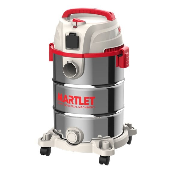 Martlet Wet/Dry Vacuum Cleaner 30l 1200w + Accessory Kit