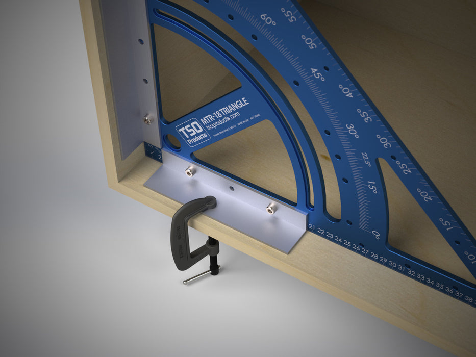 TSO Products, Nexgen Small Angle Accessory, for Guide Rail Squares