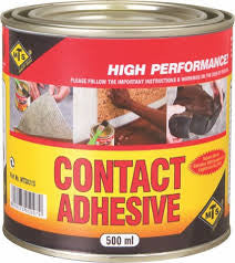 MTS Contact Adhesive 500ml