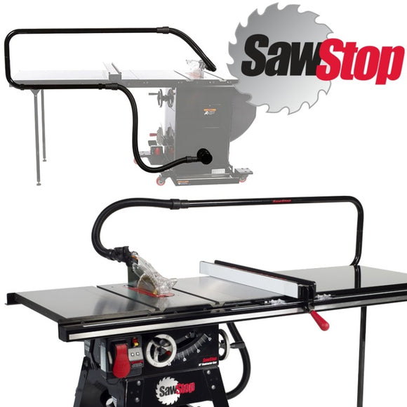 Sawstop - Over-Arm Dust Collection Assembly