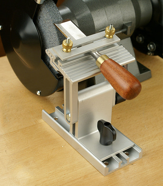 Toolcraft Sharpening Jig For Bench Grinders