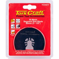 Quick Change Segment Saw Blade 80MM  Tork Craft TCOA017