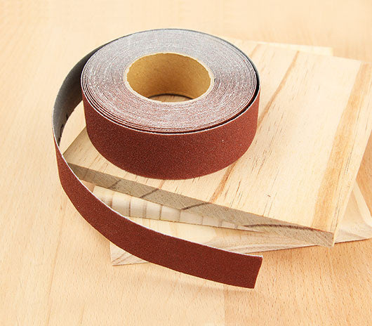 Toolcraft 150 Grit Cloth Backed Abrasive Roll