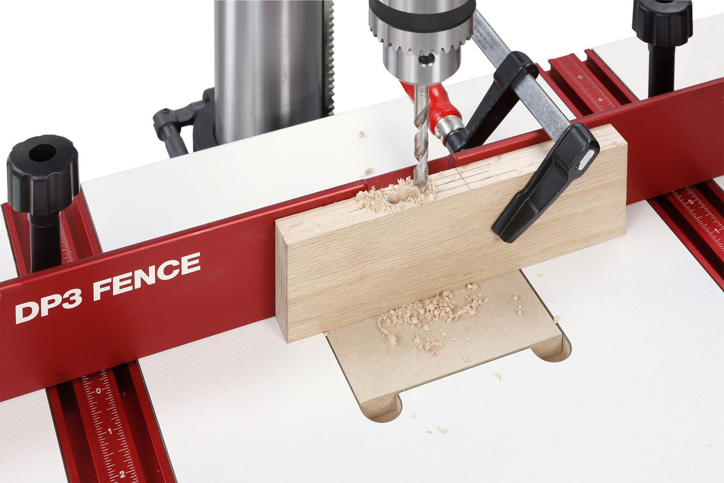 Woodpeckers DP3 Drill Press Fence