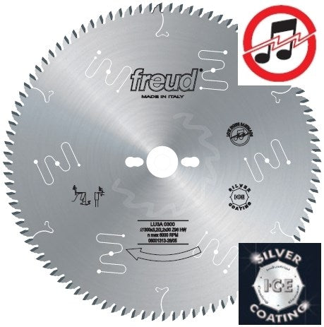 Freud Sawblade, Industrial, Ø-300mm, 96 Tooth, LU3A0300
