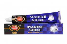 Autosol Marine Shine Metal Polish 75ml