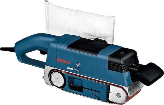 Bosch GBS 75A Belt Sander 1 Speed