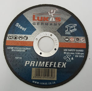 Lukas Steel Cutting Disc