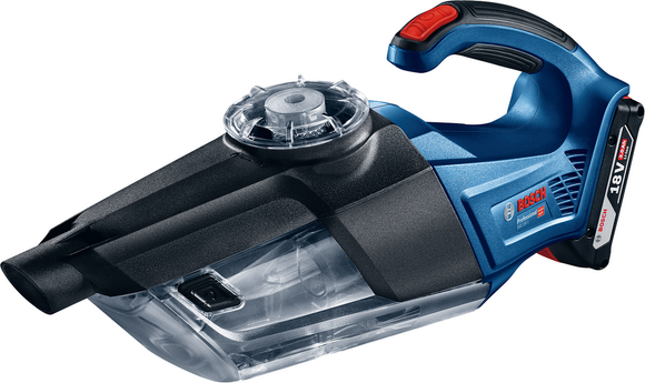 Bosch Gas 18V-1 Cordless Vacuum Cleaner -Tool Only