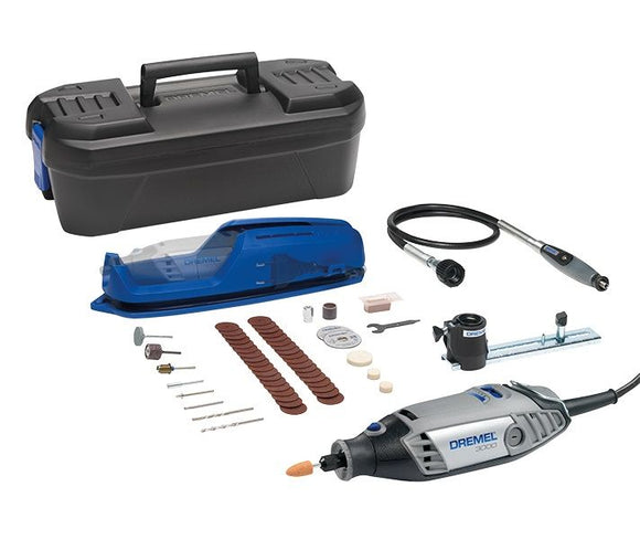Buy all Dremel machines, tools, accessories & consumables