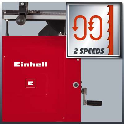 Einhell 305mm Band Saw | TC-SB 305 U