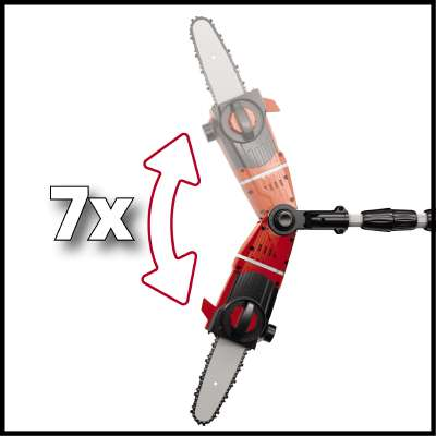 Einhell Cl Pole-Mounted Powered Pruner GE-LC 18 Li T-Solo